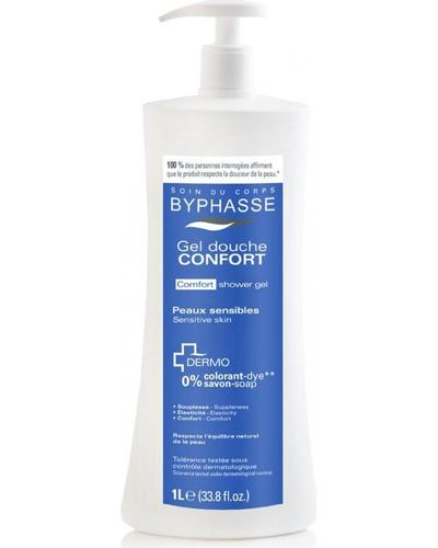 Byphasse Гель для душа Comfort Dermo Shower Gel Sensitive Skin