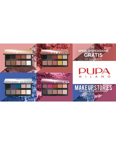 Pupa Make Up Stories Palette. Фото 1