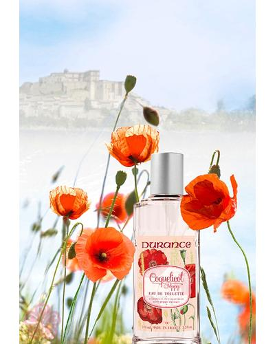 Durance Крем для рук с экстрактом мака Creme Mains parfumee Coquelicot. Фото 2
