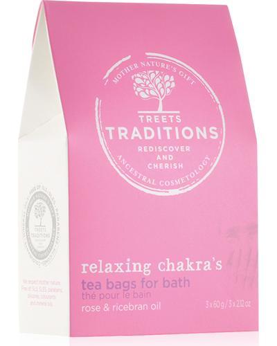 Treets Traditions Relaxing Chakra's Bath Tea