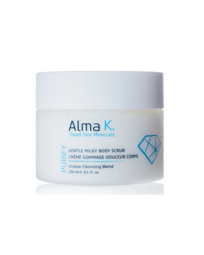 Alma K Gentle Milky Body Scrub