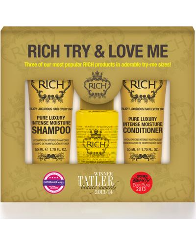 RICH Try & Love Me