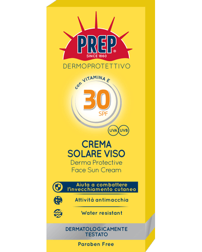 PREP Face Sun Cream SPF 30