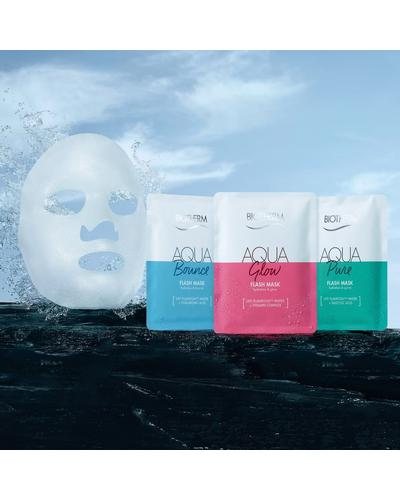 Biotherm Маска для лица Aqua Bounce Flash Mask. Фото 2