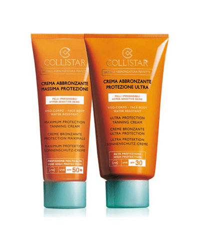 Collistar Active Protection Tanning Cream