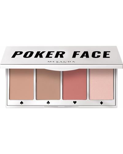 MESAUDA Палітра для обличчя Poker Face