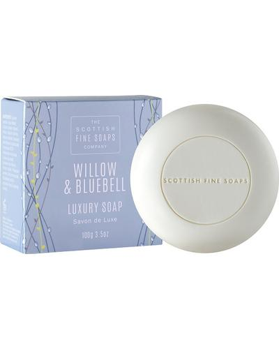 Scottish Fine Soaps Willow & Bluebell Luxury Soap