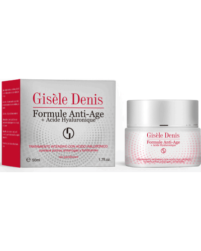 Gisele Denis Formule Anti-Age Creme + Acide Hyaluronique