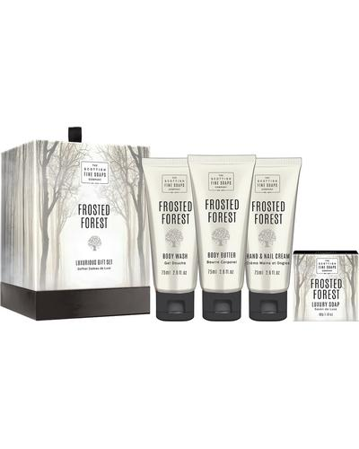 Scottish Fine Soaps Frosted Forest Luxurious Gift Set