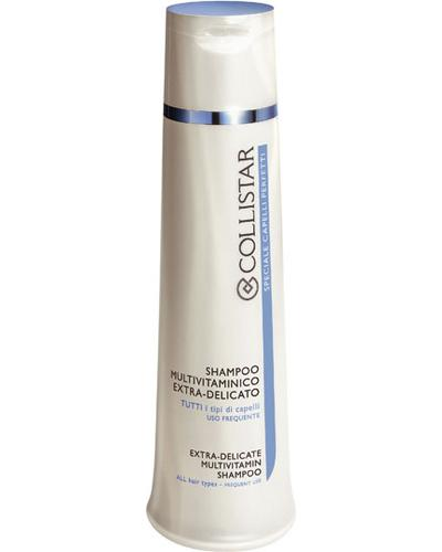 Collistar Мягкий шампунь с мультивитаминами для частого применения Extra-Delicate Multivitamin Shampoo
