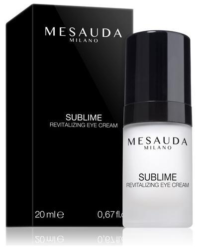 MESAUDA Крем для очей, що відновлює Sublime Revitalizing Eye Cream
