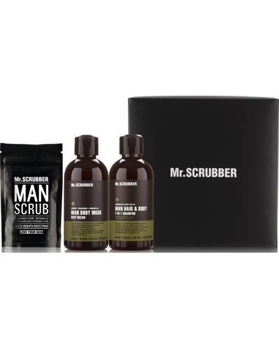 Mr. SCRUBBER Набор New Man Basic