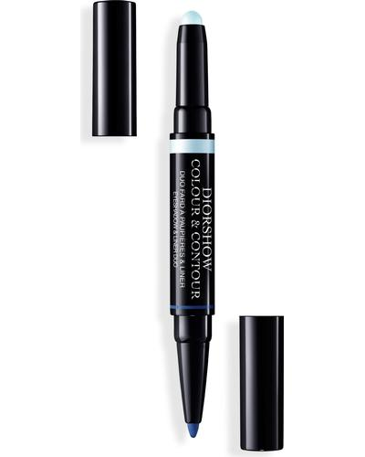 Dior Diorshow Colour Contour Eyeshadow & Eyeliner Duo