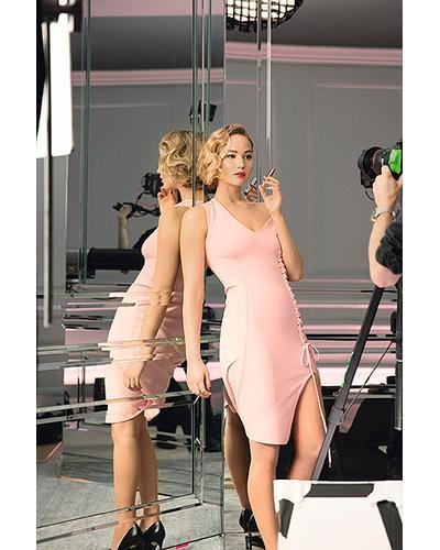 Dior Гелевая сердцевина - Зеркальный блеск Addict Lipstick. Фото 2
