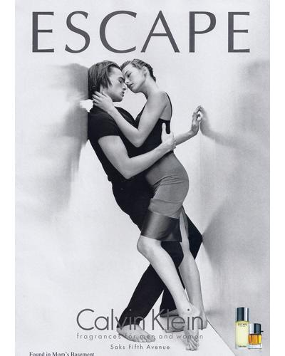 Calvin Klein Escape for men. Фото 2