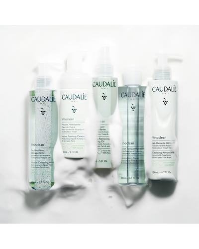 Caudalie Vinoclean Instant Foaming Cleanser фото 5