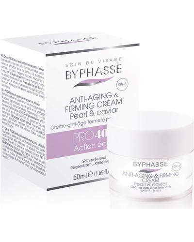 Byphasse Крем антивіковий 40+ Anti-aging Cream Pro40 Years Pearl And Caviar