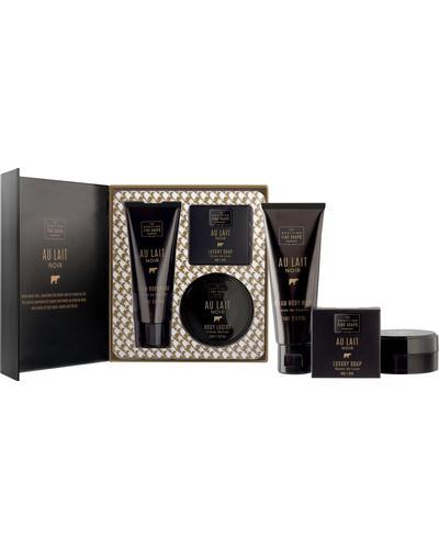 Scottish Fine Soaps Au Lait Noir Body Care Gift Set. Фото 2