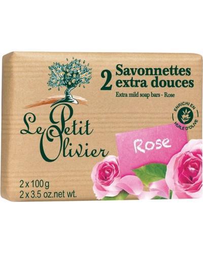 Le Petit Olivier 2 Extra mild soap bars