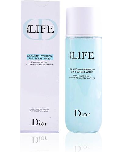 Dior Сбалансированное увлажнение. Вода-сорбе 2-в-1 Hydra Life Balancing Hydration 2 In 1 Sorbet Water. Фото 3
