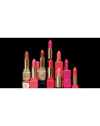 Guerlain KissKiss Colours of Kisses. Фото 2