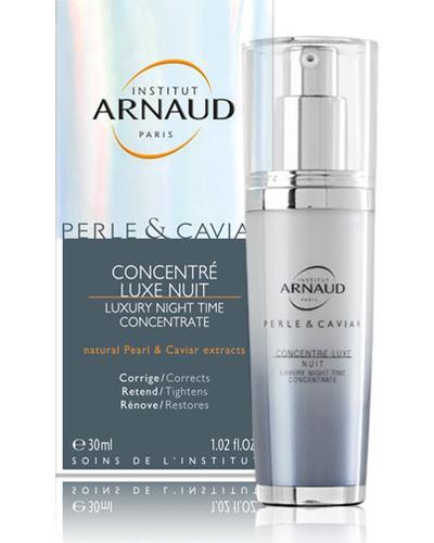 Arnaud Ночной концентрат с экстрактом икры Perle & Caviar Concentre Luxe Nuit. Фото 2