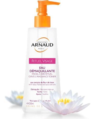 Arnaud Очищающее средство с экстрактом цветов лотоса