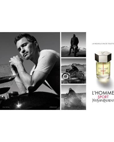 Yves Saint Laurent L`Homme Sport. Фото 1