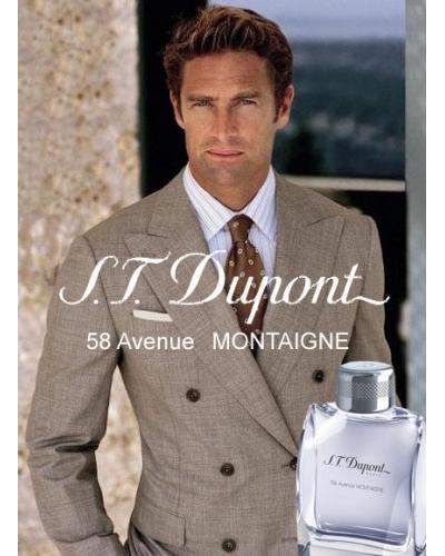 S.T. Dupont 58 Avenue Montaigne pour Homme. Фото 2