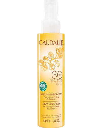 Caudalie Сонцезахисний спрей-молочко для тіла та обличчя Milky Sun Spray SPF30