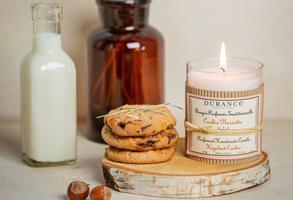 Особливий настрій: Ароматичні свічки для дому, що створюють атмосферу.