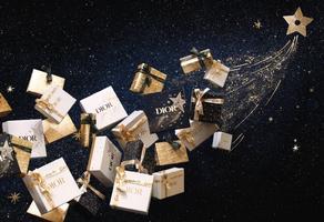 Свято наближається: різдвяна магія Dior!