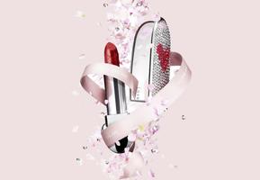 Спеціально до Дня закоханих: лімітований випуск Guerlain Rouge G Lipstick Case.