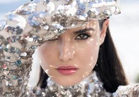 4 ідеї яскравого святкового макіяжу.