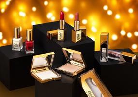 Незабаром! Сяйво золота в різдвяній колекції макіяжу Mesauda!